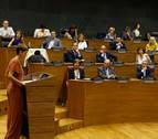 Chivite no obtiene la mayoría absoluta necesaria para ser investida en primera votación