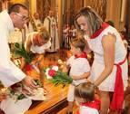 Vísperas con todos los honores a la Virgen del Puy