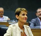 Chivite: &quotEspaña avanza hacia un Gobierno progresista desoyendo a Arrimadas