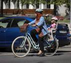 Padre Moret, alternativa a la avenida del Ejército para los ciclistas en Pamplona