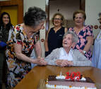 Ángeles Álava, 109 años en plena forma