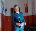 Vanessa, élite en fitness y en oposiciones a sargento