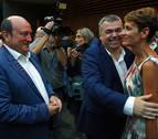 Chivite sondeó a los secretarios generales del PSOE sobre su investidura