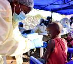 Aumentan a cuatro los casos de ébola detectados en la ciudad congoleña de Goma