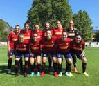 Esperanzador debut de Osasuna Femenino tras perder por la mínima frente a la Real