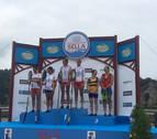La navarra Amaia Osaba repite victoria en el descenso del Sella