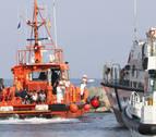 Llegan a puerto de Almería 72 inmigrantes rescatados de dos pateras en Alborán