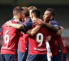 Así les hemos contado la victoria de Osasuna ante el De Graafschap
