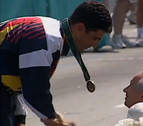 23 años del día en el que Induráin ganó el oro olímpico en Atlanta