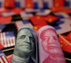 El yuan chino rompe la barrera psicológica frente al dólar tras los aranceles de Trump