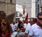 San Miguel de Aralar visita Larraga