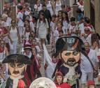 Fiestas de este jueves 8 de agosto en Navarra