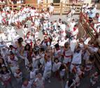 La alegría de las fiestas 'aterriza' en Barillas