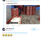 La respuesta de Raúl Navas a una broma sobre su posible fichaje por Osasuna