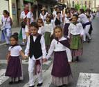 Actividades infantiles en las fiestas de Tafalla