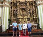 Una asociación pide dinero para rehabilitar la capilla del Rosario de Villafranca