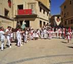 Emoción y honra a los patronos en Funes