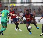 Así les hemos contado la victoria de la Real ante Osasuna en el amistoso de Irún