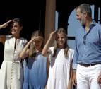 Los Reyes concluyen su actividad en Palma