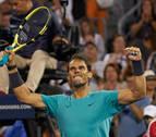 Un nuevo gesto de campeón de Rafa Nadal fuera de la pista
