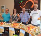 Sartaguda pondrá a la venta diez toneladas de melocotón a 1€/kilo