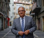 El alcalde de Pamplona, Enrique Maya, da positivo en coronavirus
