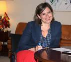 """Mª Dolores Pascual: """"El problema de las inundaciones de Tafalla no ha sido la vegetación en el cauce"""""""