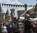 Olite revive su pasado de reyes y castillos