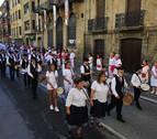 Programa de Fiestas de Tafalla del día 15 de agosto de 2019
