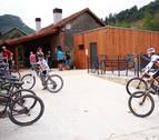 Latasa acoge ya el nuevo Centro Logístico de la Bicicleta Ederbidea