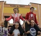 Diversidad de encastes en la Feria de Novilladas de Peralta