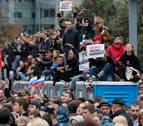 La mayor manifestación contra Putin en años se salda con más de 300 detenidos