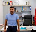 """Javier Lizarraga Merino: """"La plantilla pide sobre todo más organización y transparencia"""""""