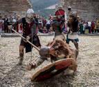 La IV fiesta medieval de Tiebas comienza el viernes