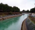 Licitada una actuación de mantenimiento en el Canal de Bardenas por 450.000 euros