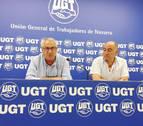UGT sigue como primera fuerza sindical y ofrece