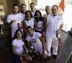 Doble delegación en el cohete de Berbinzana
