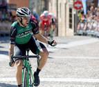 Jon Aberasturi (Caja Rural) gana la segunda etapa de la Vuelta a Burgos