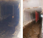 UAGN pide explicaciones de las obras en los bajos de la AP-15 en Pueyo