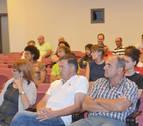 Mendavia abre a los vecinos la construcción del nuevo auditorio