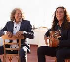 José Mercé y Tomatito, en 'Flamenco on Fire'