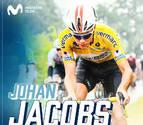 El Movistar Team ficha al joven ciclista suizo Johan Jacobs