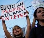 Miles de mujeres protestan en México contra las violaciones