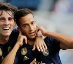 La pegada del Real Madrid acaba con el Celta