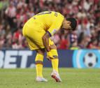 Luis Suárez estará unos cuatro meses de baja tras operarse
