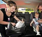 Cómo viajar con niños en coche