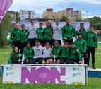 El Club Piragüismo Pamplona, campeón en categoría femenina