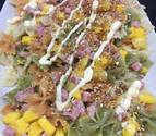 Receta de verano: ensalada de pasta tropical