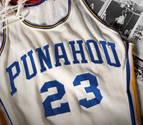 Subastan una camiseta de baloncesto que Obama utilizó cuando iba al instituto