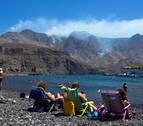 Las personas desalojadas por el incendio de Gran Canaria empiezan a volver a casa